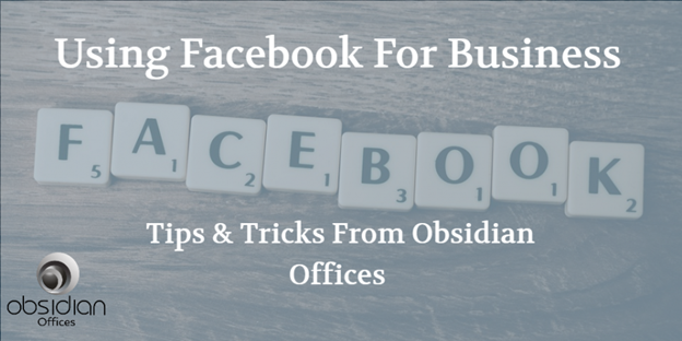 Facebook for business, tips & tricks, marketing