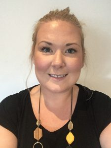 Vicky Harris, Business Centre Manager